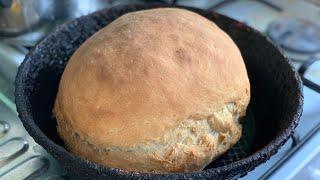 Домашний Хлеб в Духовке рецепт из Села Пышный хлеб простой рецепт хлеба Бабушкины рецепты