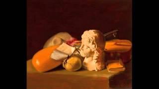Lamentation sur la mort de Ferdinand III, J.J Froberger
