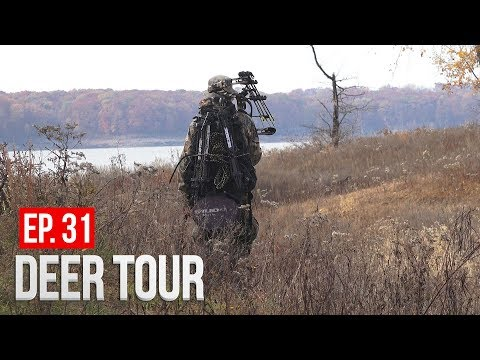 HALLOWEEN Hunt On Missouri Public Land W/HUSH - DEER TOUR E31