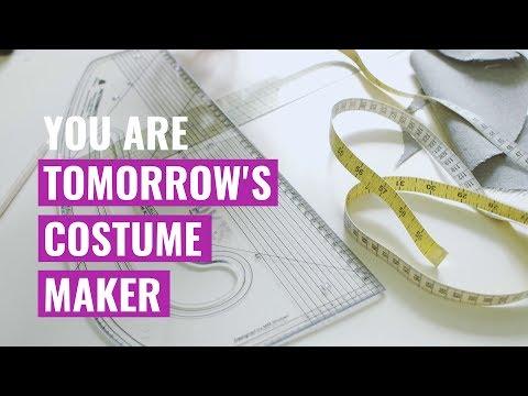 FDA in Costume for Theatre, Television and Film, Bristol Old Vic Theatre School