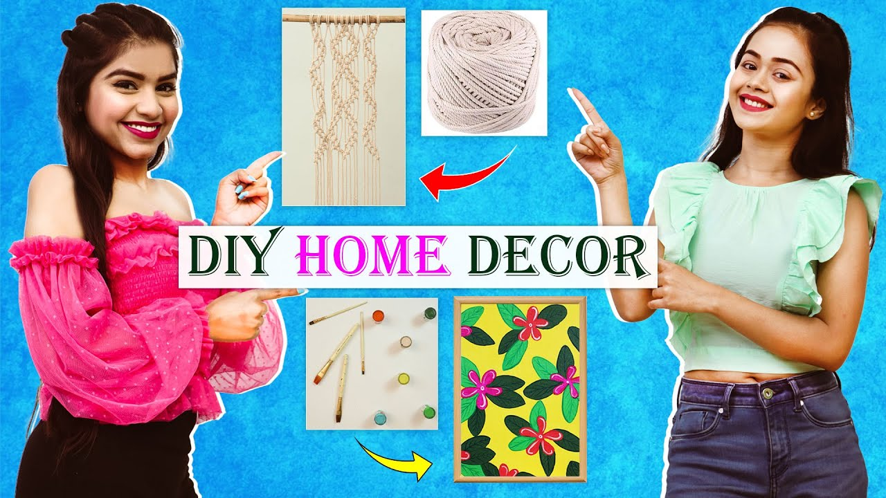 DIY Painting Decor | DIYQueen