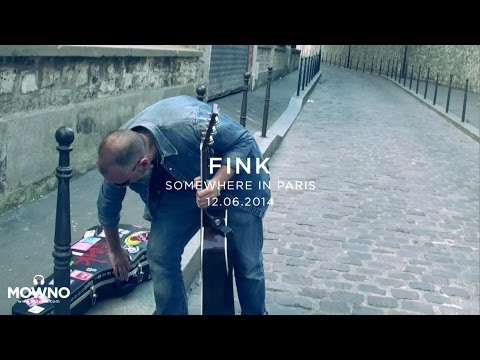"FINK - ""Shakespeare"" - Acoustic session in Paris"