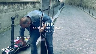 """FINK - """"Shakespeare"""" - Acoustic session in Paris"""