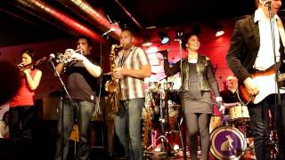 Big Funky Night - Sly Rabbits @ the Jazz Dock, Prague