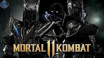 Mortal Kombat 11 Online - GRIM REAPER NOOB SAIBOT GEAR!