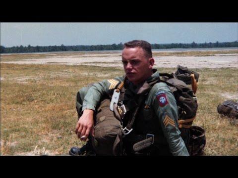 UNCLAIMED Documentary - 82nd Airborne Vet Ed Mahoney on Tom Faunce
