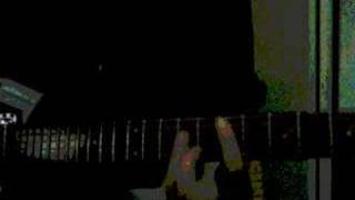 guitar demo play Frank Zappa/Who Are The Brain Police?
