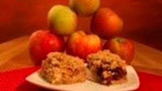 Apple Pie Squares: Farmers' Market Gourmet #30