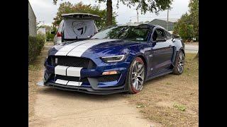 Ford Mustang - «из пони в кони». 710 (HP) лошадок на выходе.... Авто с Аукциона Копарт.
