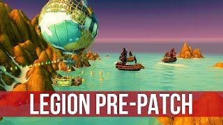 world of warcraft legion pre patch ep 9 let s play wow
