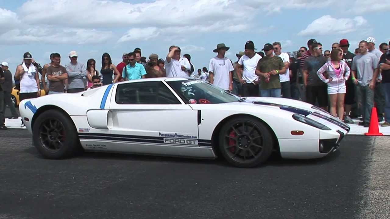 ford gt ppr world record 2010 - Ford Gt 2010