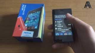 Nokia Asha 502 Unboxed