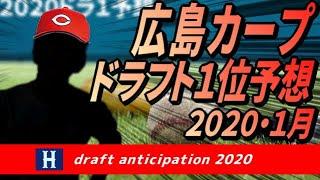 広島 カープ ドラフト 2019 予想