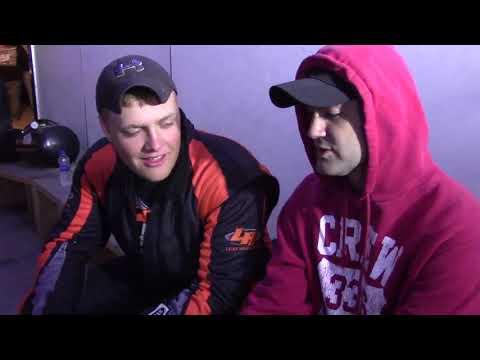 Mathew Chapman Interview - Oakshade Raceway 9/29/18