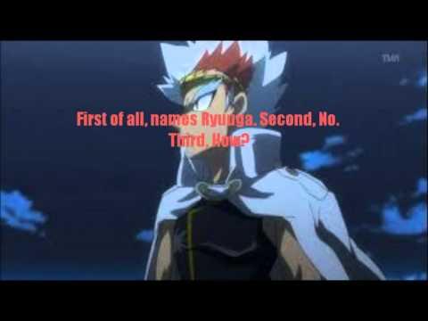 Beyblade Chat Episode 7- KYOYA