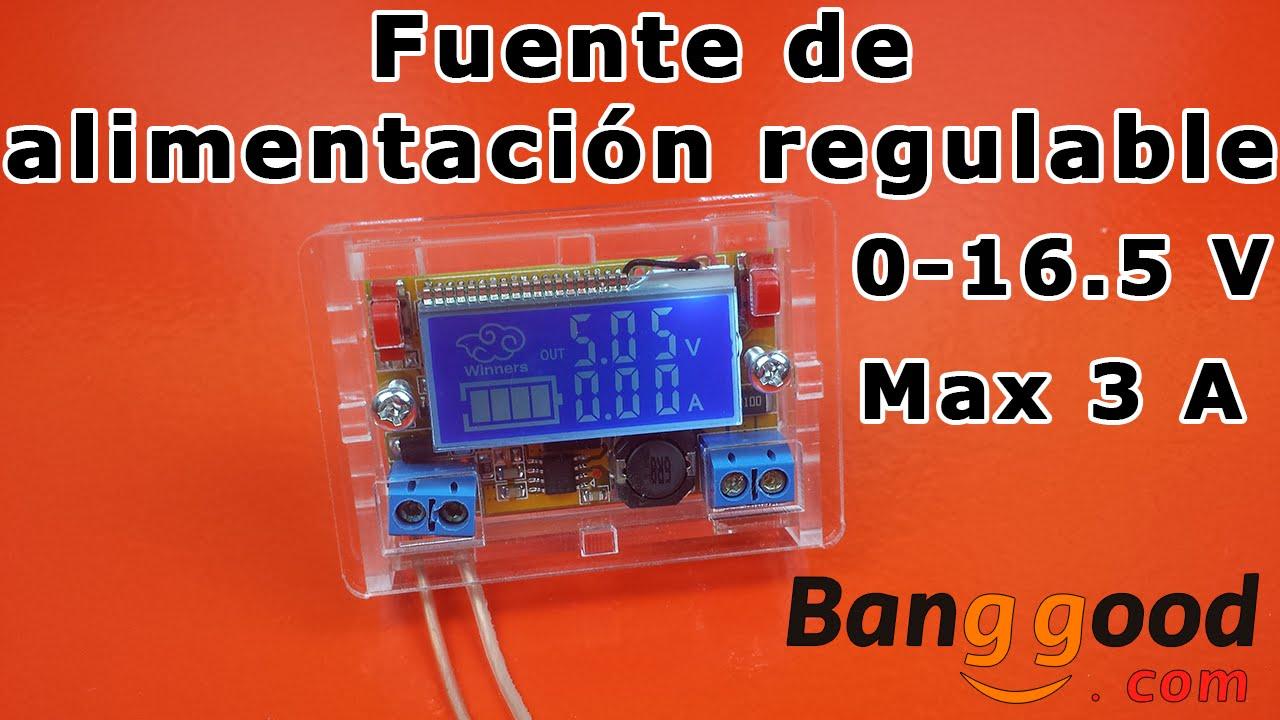 1,25-33v 1,5a recambio Arduino l#001 Lm317t regulador de voltaje fuente de alimentación 5 unidades