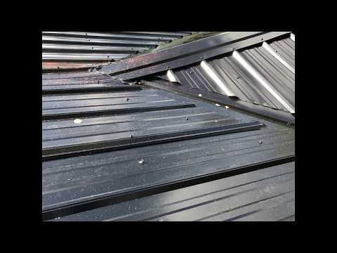 BEWARE of Contractor Referred By Smith Built Metal Roofs -  I am working on a better video too