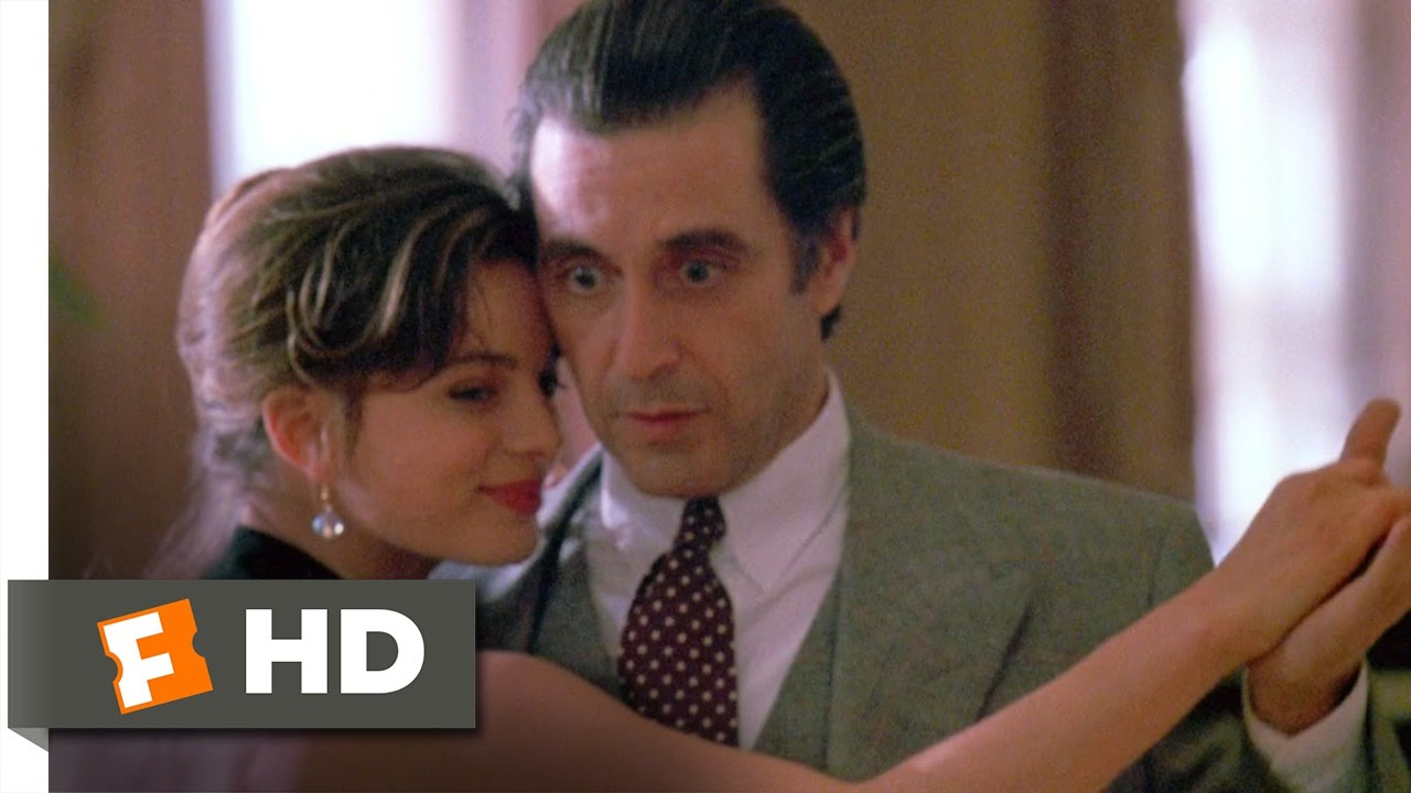 The Tango Scent Of A Woman 48 Movie Clip 1992 Hd Youtube