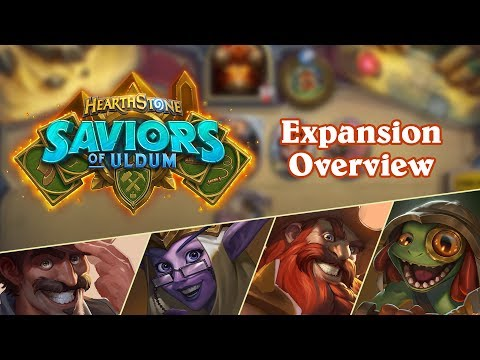 Saviors of Uldum is Hearthstone's second Year of the Dragon