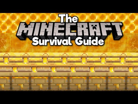 Automatic Honey Farm! ▫ The Minecraft Survival Guide (Tutorial Let's Play) [Part 270] thumbnail