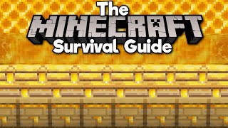 Automatic Honey Farm! ▫ The Minecraft Survival Guide (Tutorial Let's Play) [Part 270]