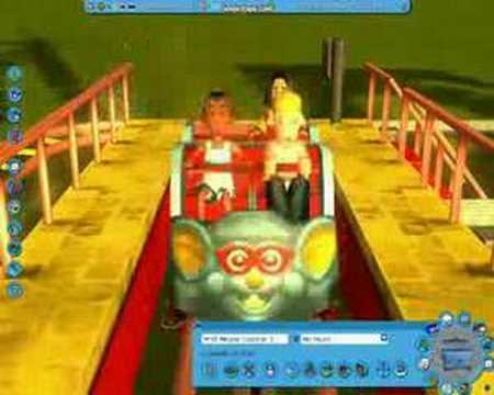 Roller coaster tycoon 3 SuicidePark |