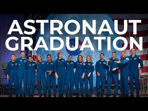 Artemis Generation: Astronaut Graduation Day