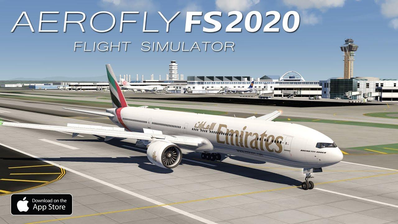 Aerofly FS 2020 Flight Simulator - Official Trailer Mobile ...