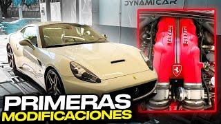 PRIMERAS MODIFICACIONES A MI FERRARI.. | ManuelRivera11