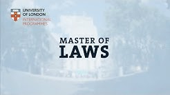 Master of Laws (LLM) - An overview