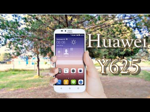 Huawei Y625 Análisis a Fondo!