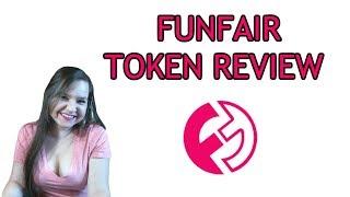 FUNFAIR (FUN) TOKEN REVIEW