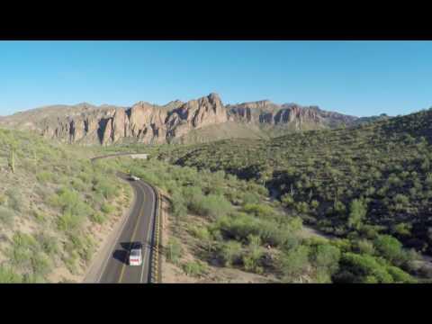 The Road to Mesa Arizona