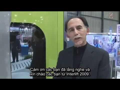 Thang máy gia đình Kleemann – Xu hướng của tương lai – Nhà thiết kế Andreas Zapatinas