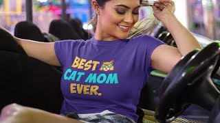 Cat Mom T-Shirts : MyAwesomeCat.com