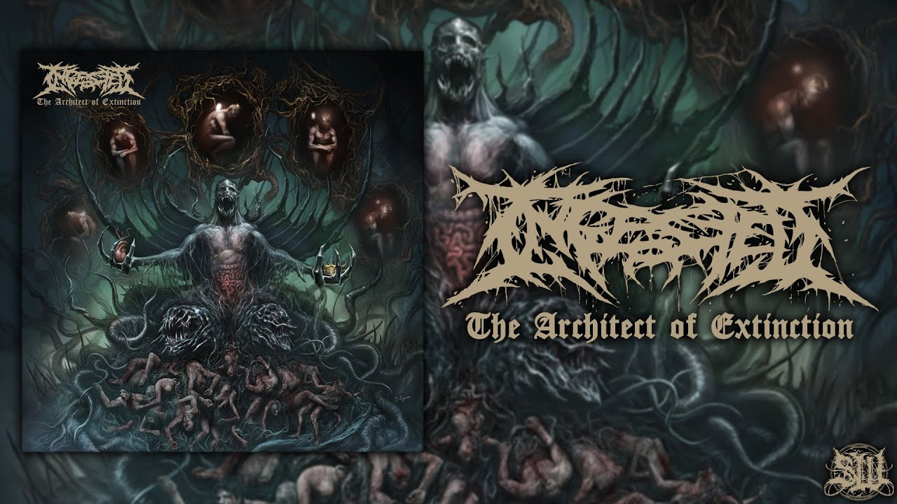 ingested the architect of extinction official album
