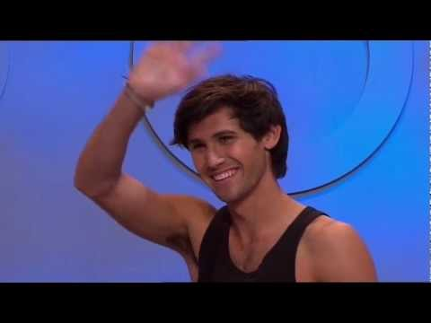 Larry's son Jye Emdur on The Price is Right