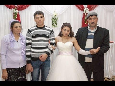 Цыганская свадьба. Сватовство. Лёша и Снежана-2 серия