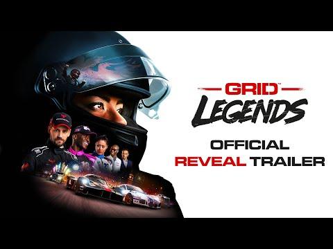 Codemasters анонсировали новую гоночную игру - GRID Legends