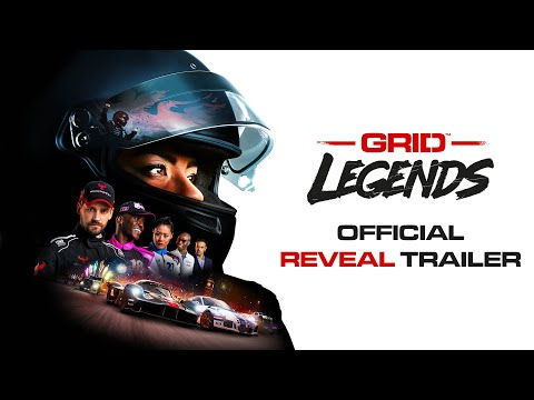 GRID Legends   Official Reveal Trailer