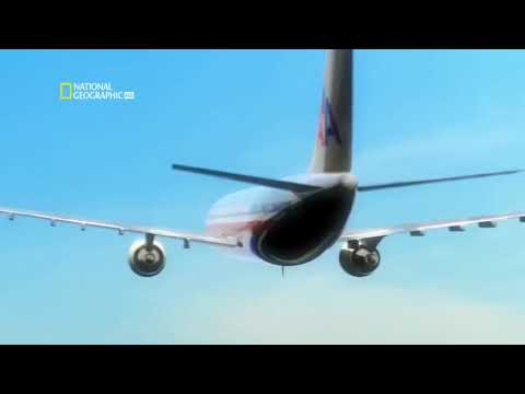 American Airlines Flight 587 - Crash Animation 2