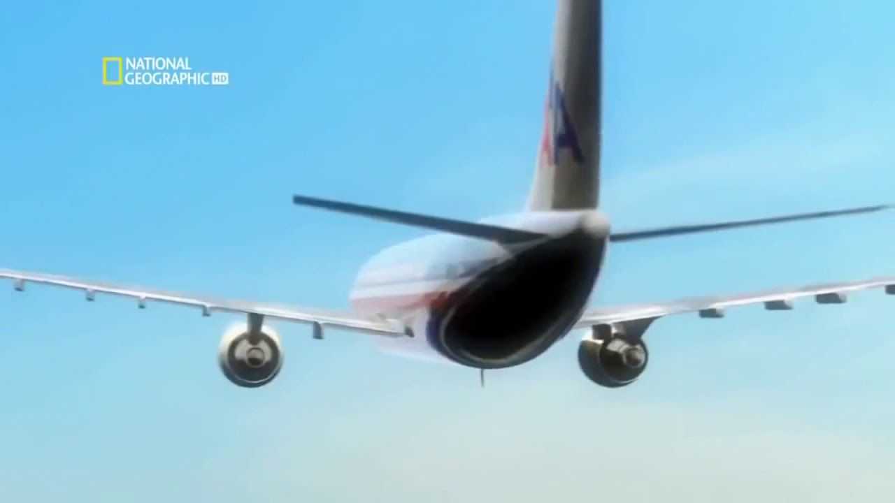 American Airlines Flight 587 Crash Animation 2 Youtube