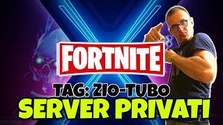 🔴 FORTNITE CON LO ZIO TUBO - CONTEST VINCI CARD O SKIN PER I SUPPORTERS