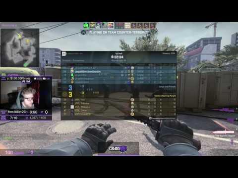 ESEA-O   Umps and Friends vs Venture Gaming Purple