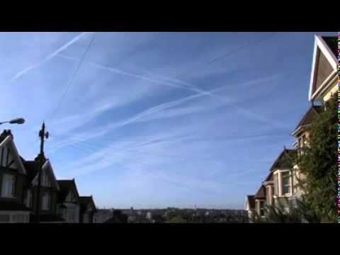 CON-trails vs CHEM-trails (High Definition)