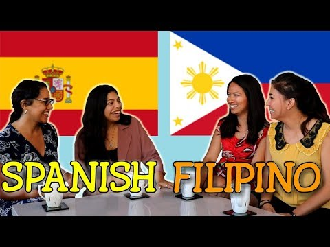 Language Challenge: Spanish vs Filipino