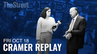 Jim Cramer on Coca-Cola's Earnings, the Cloud Kings Rough Week and Brexit