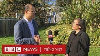 Hiện trường vụ 39 nạn nhân xe tải đông lạnh ở Anh - BBC News Tiếng Việt