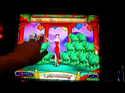 Jade Elephant Slot Machine Big Win (WMS Gaming)