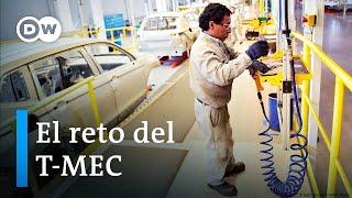 AMLO y Trump escenifican la entrada en vigor del T-MEC